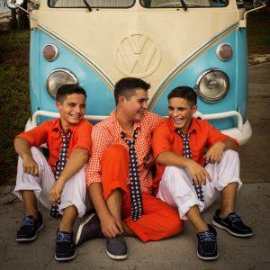 3 Heath Brothers